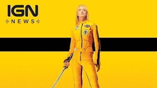 Quentin Tarantino On the Possibility of a Kill Bill 3 - IGN News