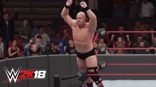 "WWE 2K18 Dream Match: Seth Rollins vs. ""Stone Cold"" Steve Austin"
