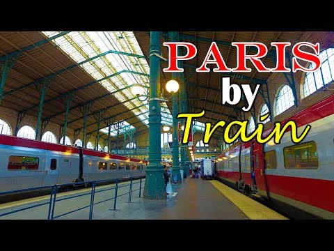 Netherlands to France Only Rs.2800 First Class Train - Thalys First Class