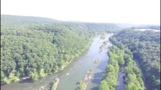 Shenandoah River, Blue Ridge Mountains, West Virginia