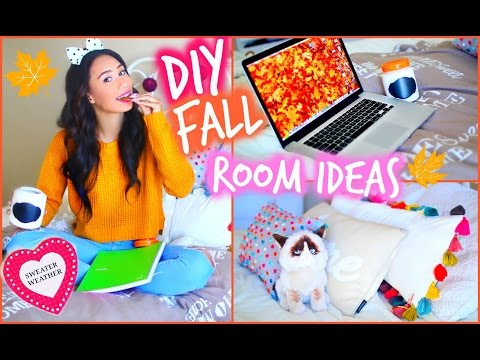 Make your Room Cozy for Fall! DIY Room Decorations For Cheap | MyLifeAsEva