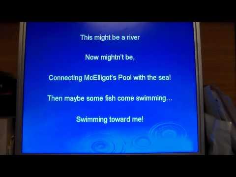 Seussical - Its Possible (McElligot's Pool) Kareoke