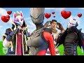 EVERYONE FALLS IN LOVE WITH LYNX... *SEASON 7* - A Fortnite Season 7 Short Film
