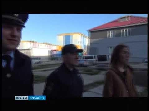 Рейд полицейских по общественному порядку