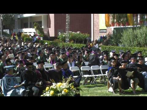 Cal Poly Pomona Commencement 2014 - College of Environmental Designs