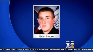 Funeral For NYPD Officer Brian Moore Expected Friday