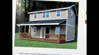 2-story Mortgage-free Tiny House Part 2/more Info