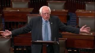 Bernie Sanders 7/24/17 Healthcare of  Americans