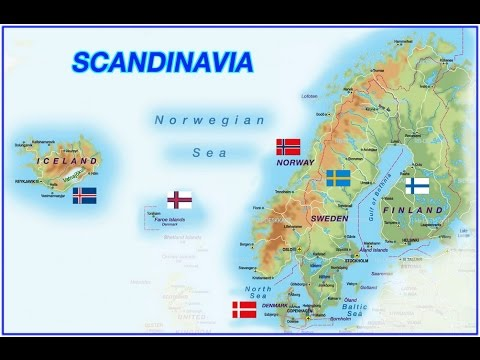 Scandinavian Socialism Works #BecauseNorthAmerica
