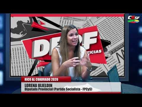 Ulieldin: El Gobierno de Perotti quiere un achicamiento del Estado