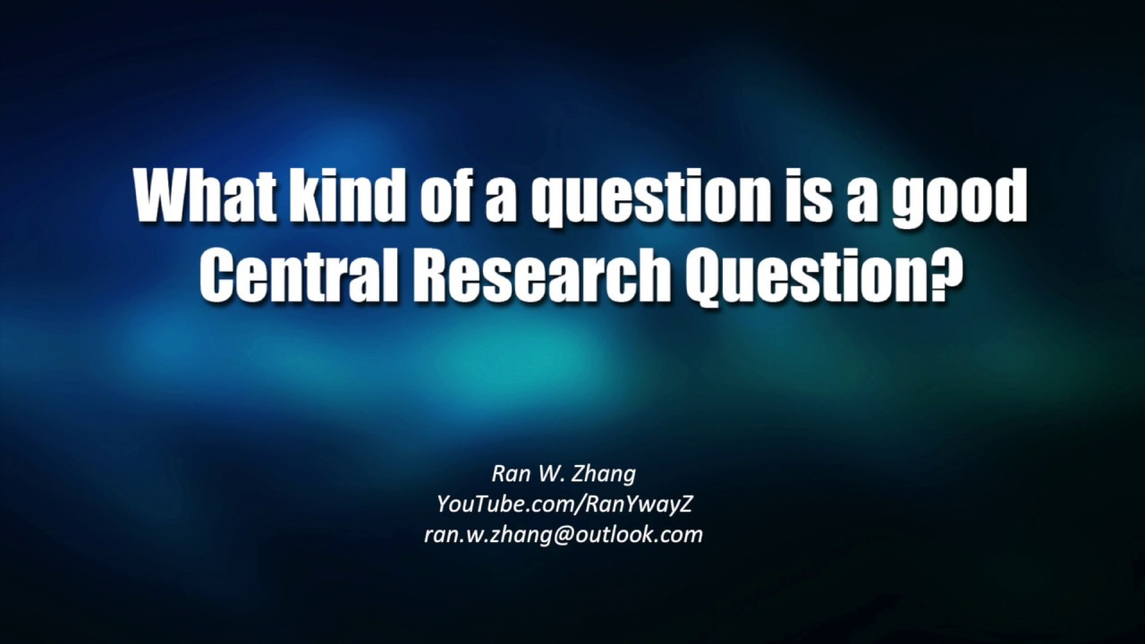 examples of descriptive research questions Descriptive research is also called statistical research the maingoal of this type of research is to describe the data andcharacteristics about.