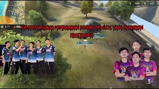 THE PREMAN ROAR - UPOINT ESPORTS  MATCH 5 TURNAMEN FREE FIRE I…