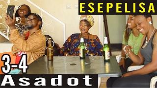 NOUVEAUTÉ 2016 - Asadot 3-4 - THEATRE CONGOLAIS - Les Meilleurs du Congo - Esepelisa