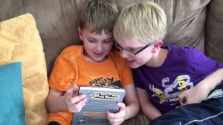 My Kids Review: Captain Underpants and the Sensational Saga of Sir Stinks-a-Lot