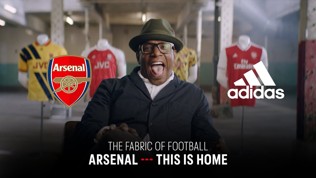 3872d9044 Adidas and Arsenal Launch New Partnership With 2019/20 Home Kit • Anyabelle  Fashion Magazine