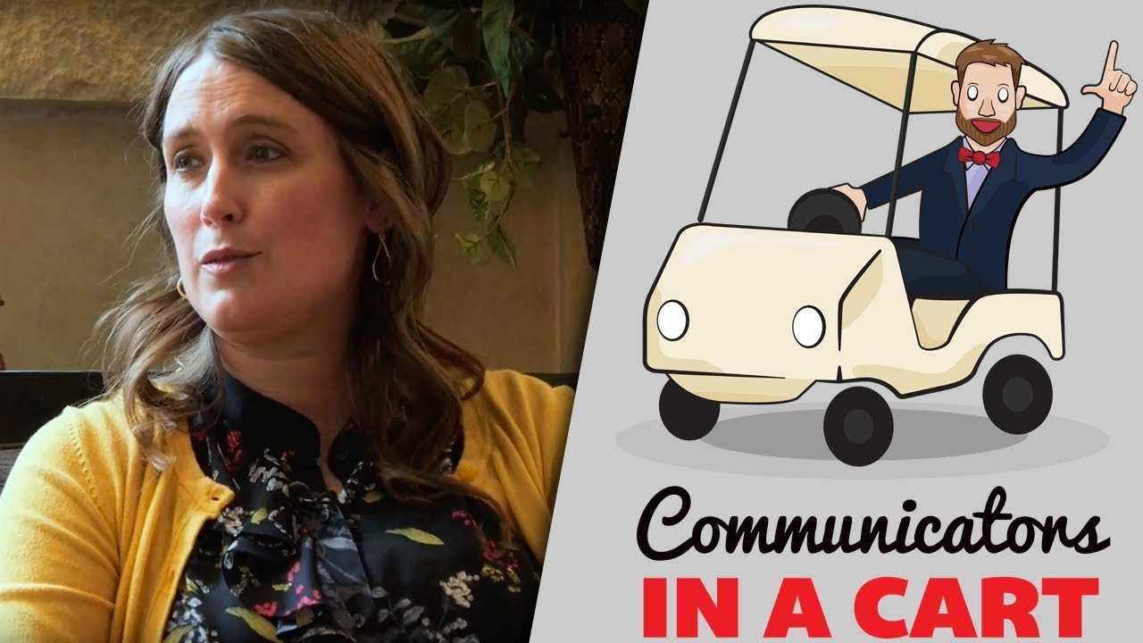 Kimberly Simón | Communicators in a Cart