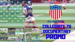 MINI DOC ON AMERICA'S RISING COLLEGIATE 7s | PROMO