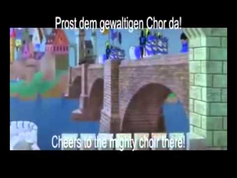 Dornröschen - Heil dir Aurora