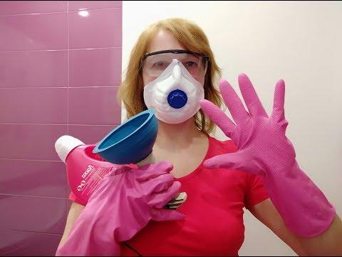 Прочистить засор канализации ЛЕГКО! С помощью каустической соды!