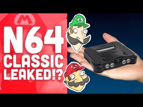 N64 Classic Leaked Hot Take