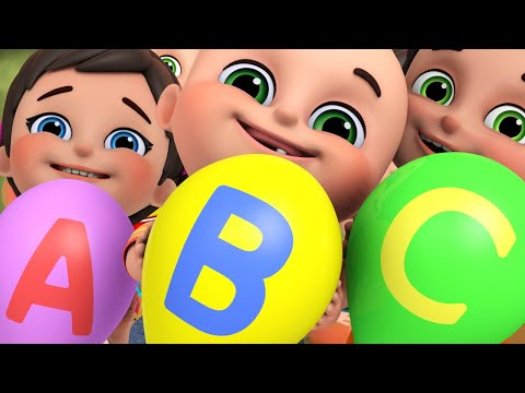 ABC Song for Kids   Nursery rhymes & Kids s  Learn English