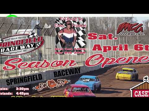 Tribute to Don Haase at the Springfield Raceway