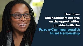 Yale SOM launches Pozen-Commonwealth Fund Fellowship  in Health Equity Leadership