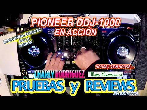 Pioneer DDJ 1000 en Acción (Pruebas y Reviews) + descarga directa sesión