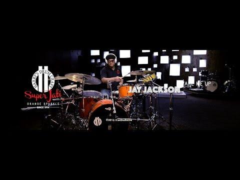 Jay Jackson - Wake Me Up   HDC on SUPER JATI - Orange Sparkle