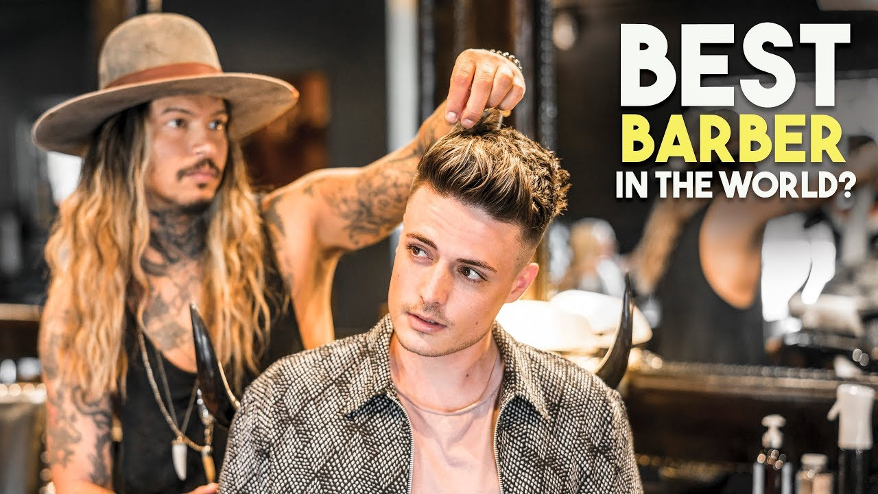 how to be the best barber
