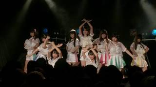 2016.9.22 虹コン×バンもん×わーすた トライアングル☆スリーマン~限り...