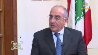 فارس السعيد لأحمد عدنان: نصحت المسيحيين أن يفكروا في دورهم السياسي، لا في حصتهم بالسلطة