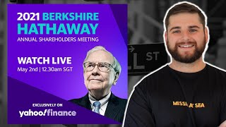 Summary: 2021 Berkshire Hathaway Annual Meeting!