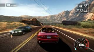 Need For Speed Hot Pursuit - Playthrough Race 11 - Sidewinder