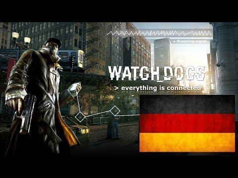Watch Dogs + Update 1.03 Auf Deutsch Sicher Downloaden, Installieren Und Cracken!