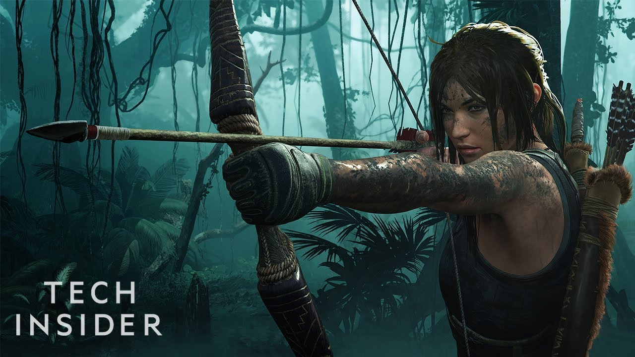Let's Play The Gorgeous, New 'Shadow of the Tomb Raider' On Xbox One X | Gaming Insider