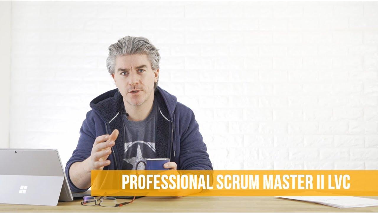 Scrum.org Professional Scrum Master II