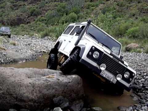 Moreno Extreme Land Rover Defender - YouTube