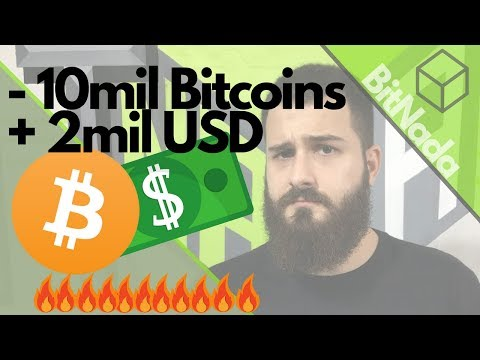 10mil Bitcoins Vendidos! 2mil Dolares de alta. China x EUA. Entenda!