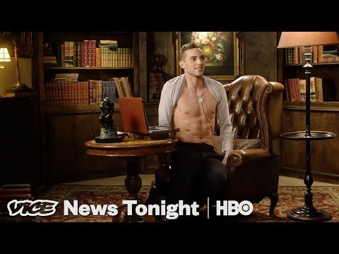 Adam Rippon Fact Checks The Internet On Adam Rippon | Vicepedia (HBO)