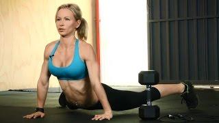 Лучшие упражнения для похудения девушке.  Фитнес для похудения.