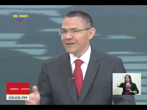 Ernesto Villegas: Trump ha emitido la más grave amenaza jamás proferida contra Venezuela