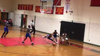 Team L.A.B. vs Hustle Academy -Marvin Guthrie Coach Dayal