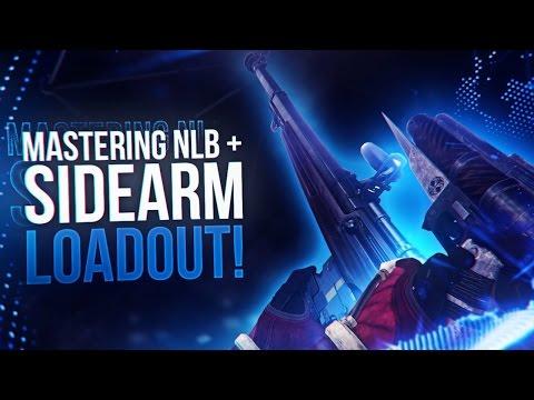 Destiny: Mastering NLB + Sidearm Loadout! Crucible Sniping Highlights!