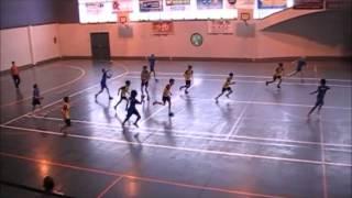 HANDBALL - U12 finalités régionales 2013 Bagnols sur Cèze