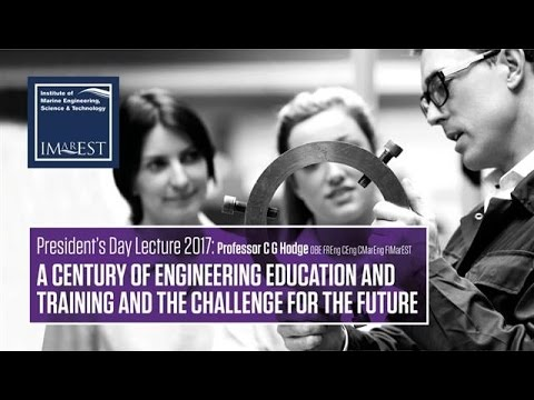 A Century of Engineering Education and Training and the Challenge for the Future