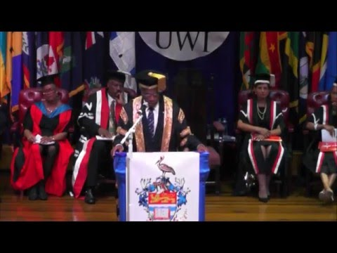 UWI Open Campus Graduation - Antigua & Barbuda 2015