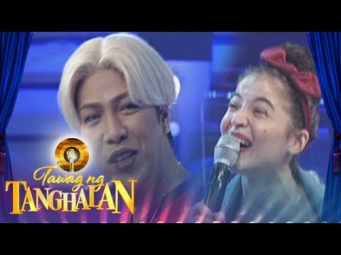 "Tawag ng Tanghalan: Vice""s wedding message for Anne"