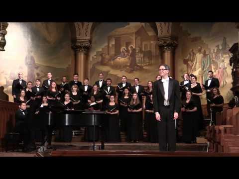 Oct 30, 2015 Temple University Concert Choir