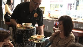 Refugee Chefs Serve up a Taste of Home in France